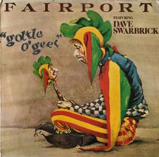 Fairport Featuring  Dave Swarbrick ‎- Gottle O'Geer (LP) (G++/G++)